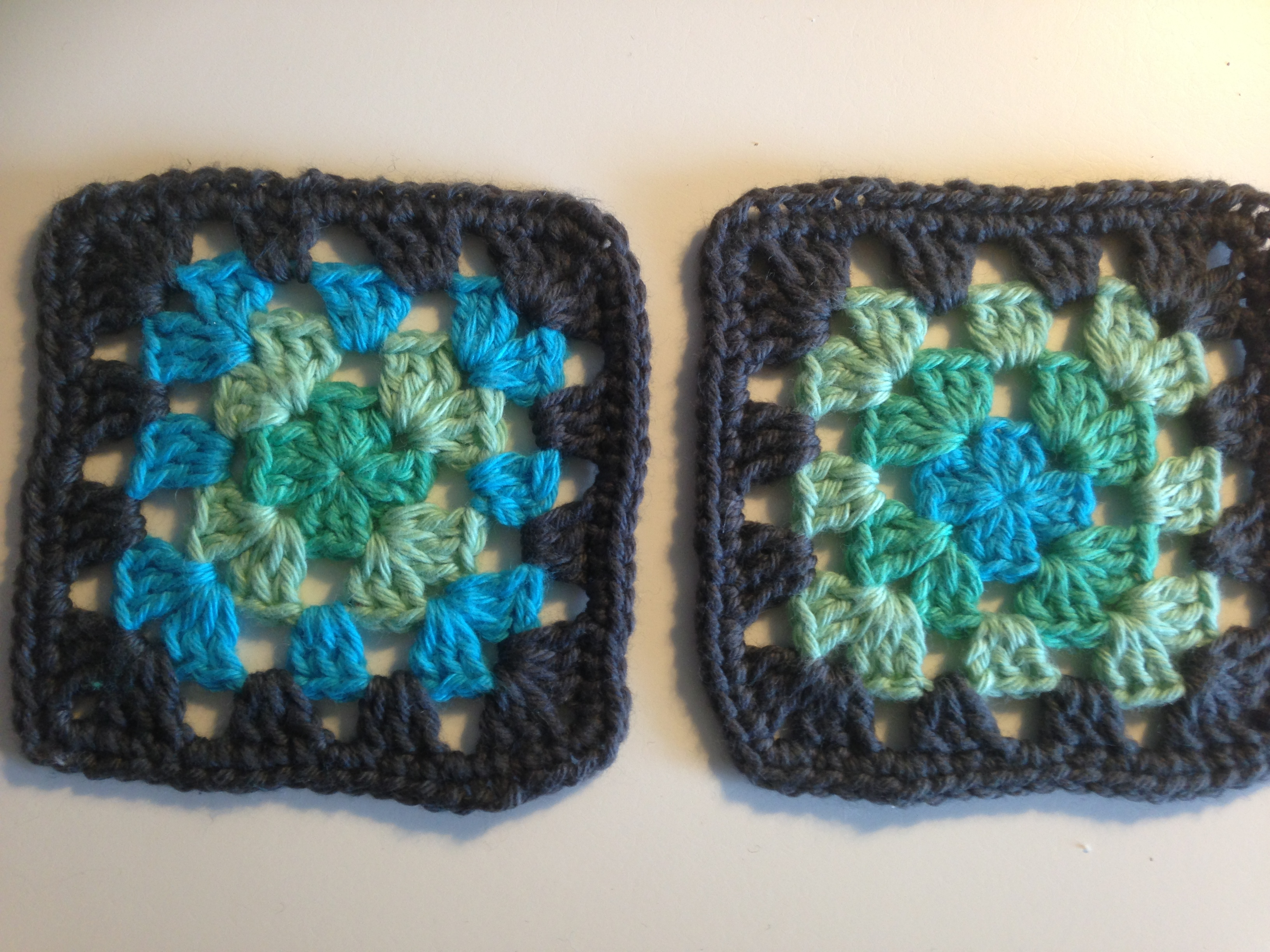 Granny Square step by step guide