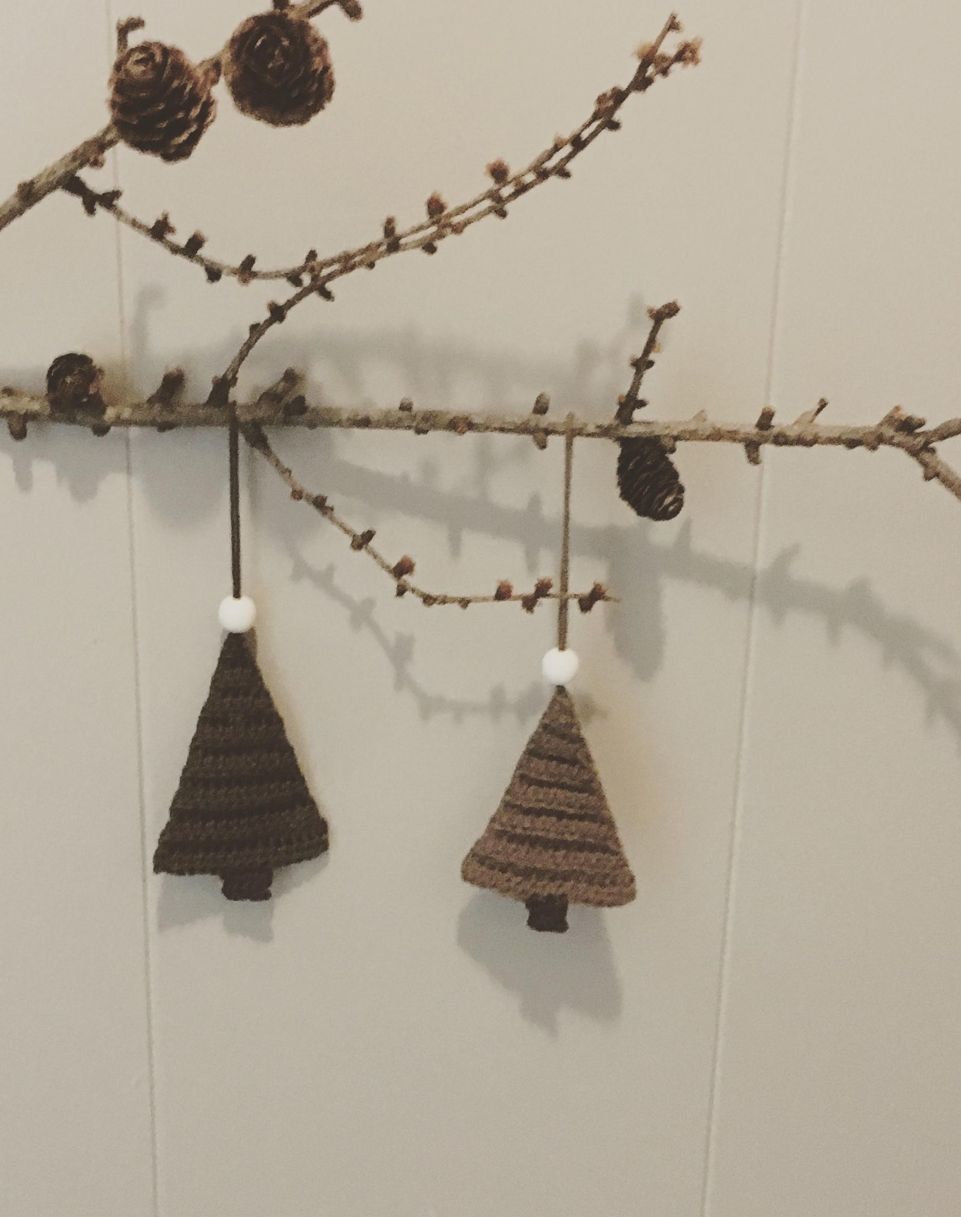 Juletræ til ophæng