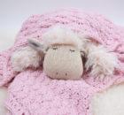 Hæklet Babies dream tæppe