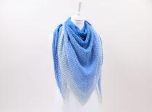 Happiness - Hæklet sjal