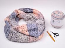 Lollipop Melange - Tubetørklæde