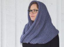 Winter Wool Wrap