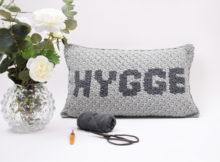 """C2C"" Hygge Pude"
