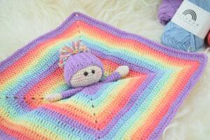 Rainbow Alberte Nusseklud