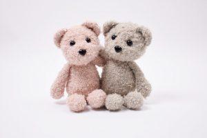 Bjørnene Felix og Fie
