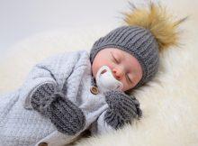 Gry Hæklet Babyluffer