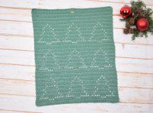 Jule Køkkenhåndklæde - Juletræ