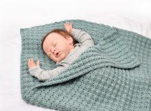 Adrian Babytæppe