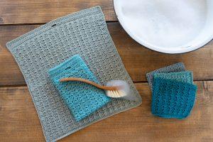 Side By Side - Køkkenhåndklæde