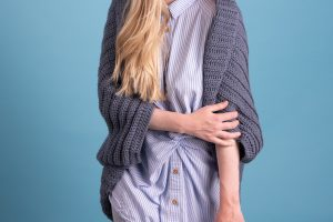 Lazy Day - Chunky Cardigan